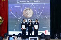 Giải thưởng Tạ Quang Bửu: Tôn vinh nghiên cứu khoa học cơ bản
