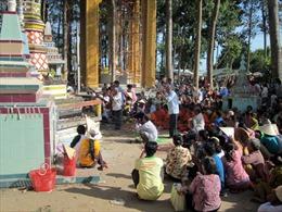Lễ cầu siêu của người Khmer Nam Bộ