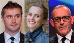 Hai nghị sĩ Scotland bị cuốn vào scandal tình ái tay ba