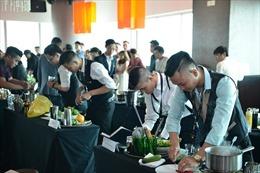 Vinh danh 4 bartender xuất sắc nhất Việt Nam