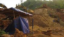 """Quặng tặc  """"ăn cướp"""" tài nguyên tại Lào Cai"""