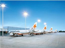 Jetstar Pacific hợp tác cùng Big C thưởng điểm cho hành khách