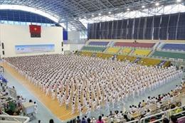 Xác lập kỷ lục Việt Nam đồng diễn thể dục dưỡng sinh