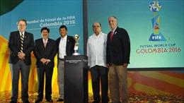 World Cup Futsal 2016: Việt Nam đối đầu Italy, Paraguay