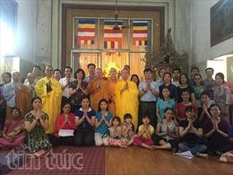 Cộng đồng người Việt tại Ấn Độ mừng đại lễ Phật đản năm 2016