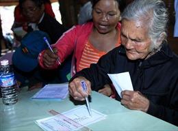 Lá phiếu từ ngã ba Đông Dương