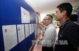 Thủ đô Hà Nội rộn ràng ngày hội toàn dân