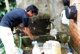 """Người dân Phủ Lý """"khát"""" nước sinh hoạt sạch"""
