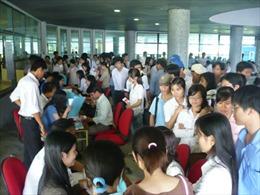 Sắp diễn ra hội chợ việc làm lớn cho sinh viên kinh tế