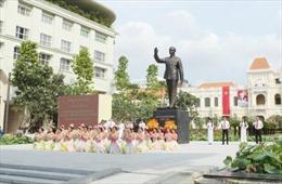 Hoàn thiện quy hoạch Tượng đài Chủ tịch Hồ Chí Minh
