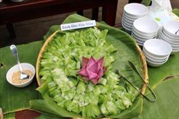 Chè, bánh hội tụ trong liên hoan ẩm thực Nam Bộ