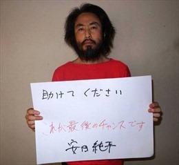 Nhật Bản xác nhận nhà báo mất tích ở Syria được trả tự do