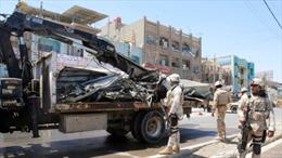 IS đánh bom kép Baghdad, hơn 60 người thương vong