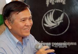 Quốc vương Campuchia được đề nghị can thiệp vụ kiện thủ lĩnh CNRP