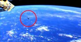 """ISS quay được """"tên lửa"""" bay hướng về Trái đất"""