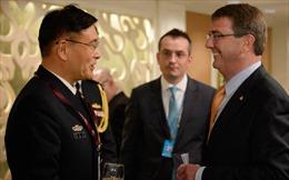 Khẩu chiến Mỹ-Trung sẽ tái diễn tại Shangri-La?