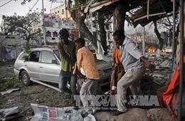Al-Shabaab tấn công khách sạn, 50 người thương vong