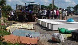 Xác định danh tính 7/8 người Việt thiệt mạng tại Lào