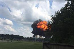 Hai chiến đấu cơ Mỹ gặp nạn trong cùng ngày