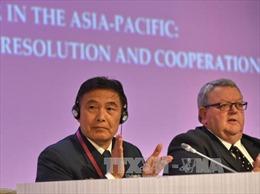 Trung Quốc kêu gọi Nhật không cường điệu hóa vấn đề Biển Đông
