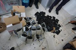Bắt 15kg ma túy đá tại cửa khẩu Xa Mát