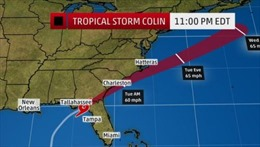 Bang Florida-Mỹ ban bố tình trạng khẩn cấp đối phó bão