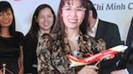 Tổng Giám đốc Vietjet vào Top 100 phụ nữ quyền lực nhất thế giới