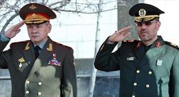 Iran, Nga và Syria tăng cường quan hệ quốc phòng