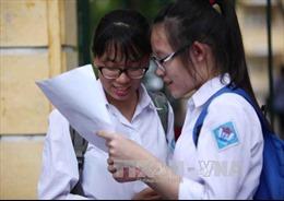 Thi lớp 10 tại Hà Nội: 332 thí sinh vắng, 3 thí sinh bị đình chỉ