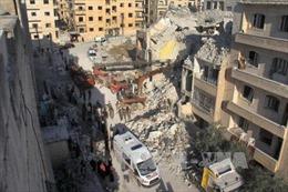 Nga bác cáo buộc không kích mục tiêu dân sự tại Syria