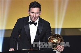 """Lionel Messi - người kế vị ngai vàng của """"Cậu bé vàng"""""""