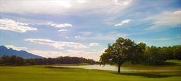Khai mạc giải golf quốc tế