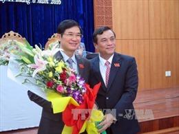 Chủ tịch HĐND, UBND tỉnh Quảng Nam tái đắc cử