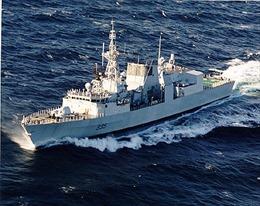 4 tàu chiến Canada tham gia tập trận RIMPAC