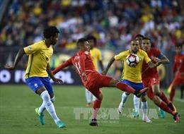 Brazil sa thải HLV Carlos Dunga