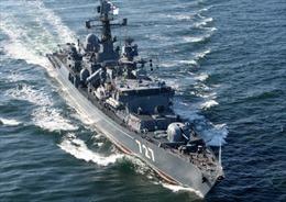 Nga điều tàu hộ tống Yaroslav Mudry tới Địa Trung Hải