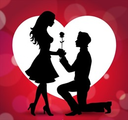 Kết quả nghiên cứu: Yêu nhau sẽ tăng cân