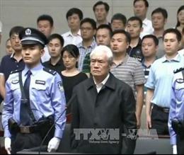 Con trai Chu Vĩnh Khang bị kết án 18 năm tù