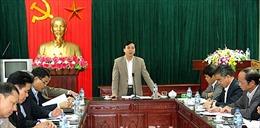 Bầu các chức danh chủ chốt tỉnh Nam Định