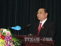 HĐND tỉnh Ninh Bình bầu các chức danh chủ chốt