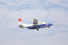 Một máy bay mất liên lạc khi tìm kiếm phi công Su-30
