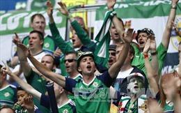 """Bắc Ireland nuôi hy vọng vào vòng """"knock-out"""""""