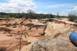 Phát hiện nhiều sai phạm của công ty gây vỡ hồ chứa thải titan