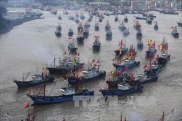 Indonesia bắt giữ tàu cá và 7 thuyền viên Trung Quốc