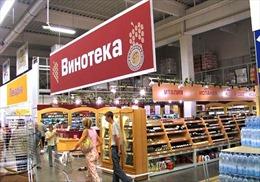 Kinh tế Nga vượt khó trước lệnh trừng phạt của châu Âu