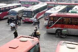Nhà xe bất an trước ngày giải tỏa bến xe Lương Yên