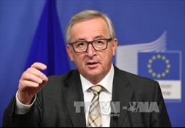 """Chủ tịch Ủy ban châu Âu cảnh báo Brexit là """"hành động tự hại"""""""
