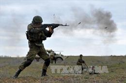 Không quân Nga tập trận tại Quân khu miền Tây