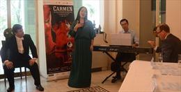 """Opera """"Carmen"""" phiên bản gốc lần đầu lên sân khấu Việt"""