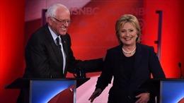 Ông Sanders sẽ bỏ phiếu cho bà Clinton